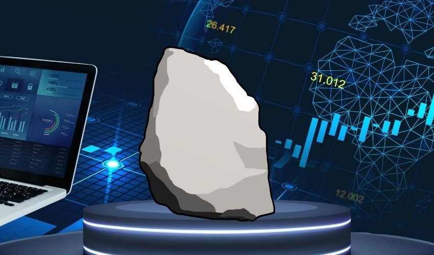 EtherRock Sets New Records After $863k Record Sale